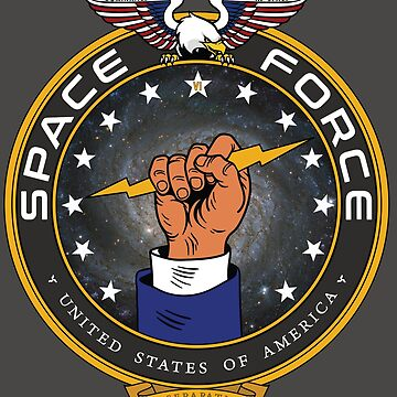 SPACE FORCE United States of America by VASSdesign