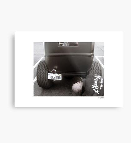 DONUT DERELICTS, Huntington Beach • 001 Metal Print