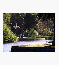 Royal Botanic Gardens Photographic Print