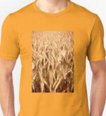 Plenty golden cereal grain ears T-Shirt