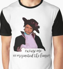 Snatch Game Graphic T-Shirt