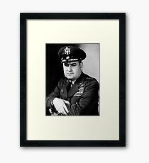 General Curtis LeMay Photo Framed Print