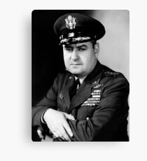 General Curtis LeMay Photo Canvas Print