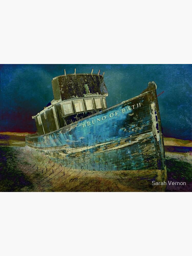 Midnight Shipwreck by tillymagoo