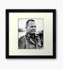 Chesty Puller in Chigyong Framed Print