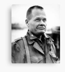 Chesty Puller in Chigyong Canvas Print