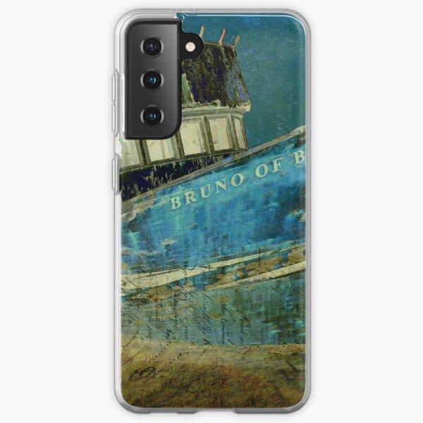 Midnight Shipwreck Samsung Galaxy Soft Case