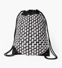 Ruth Bader Ginsburg Pattern Drawstring Bag