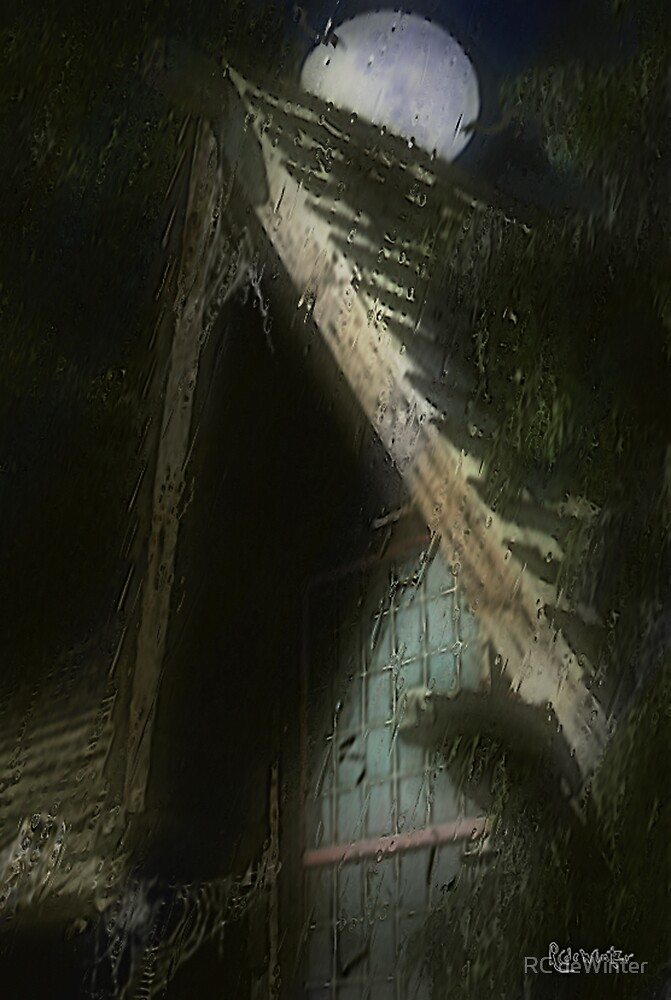 The Haunted Gable by RC deWinter
