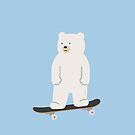 unBEARable Skateboarding  by 73553