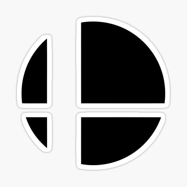 Super Smash Bros. Ultimate LOGO! Sticker