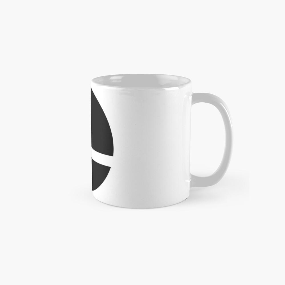 Super Smash Bros. Ultimate LOGO! Mug