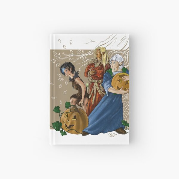 The Carving Hardcover Journal