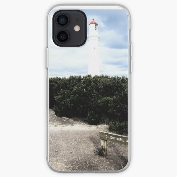 Split Point iPhone Soft Case