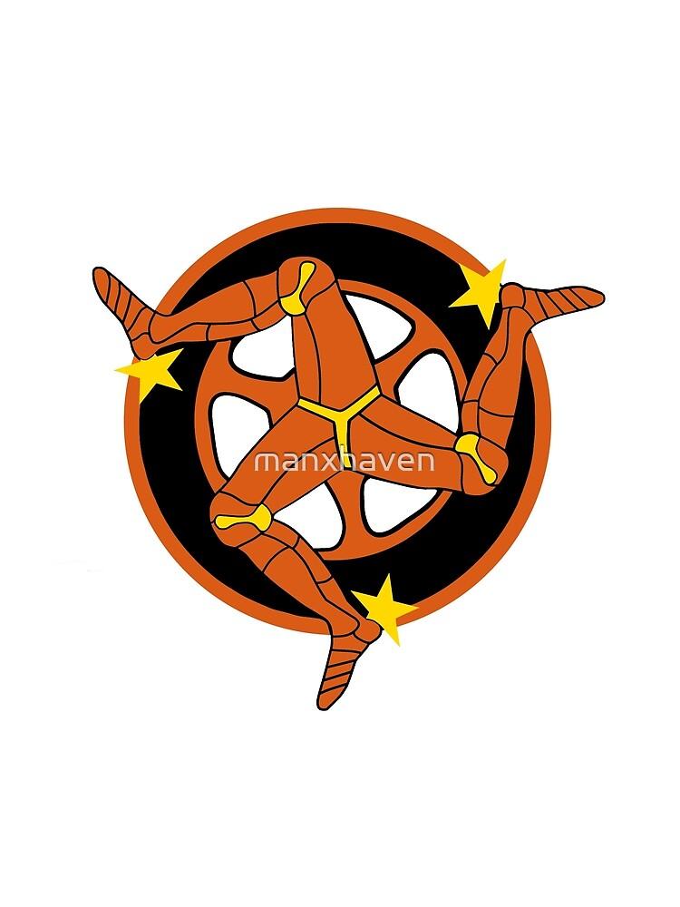 The Manx Triskelion 2 by manxhaven