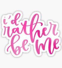Pegatina Mean Girls: yo sería más bien yo