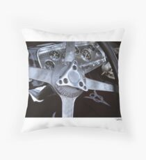 DONUT DERELICTS • 004 Throw Pillow