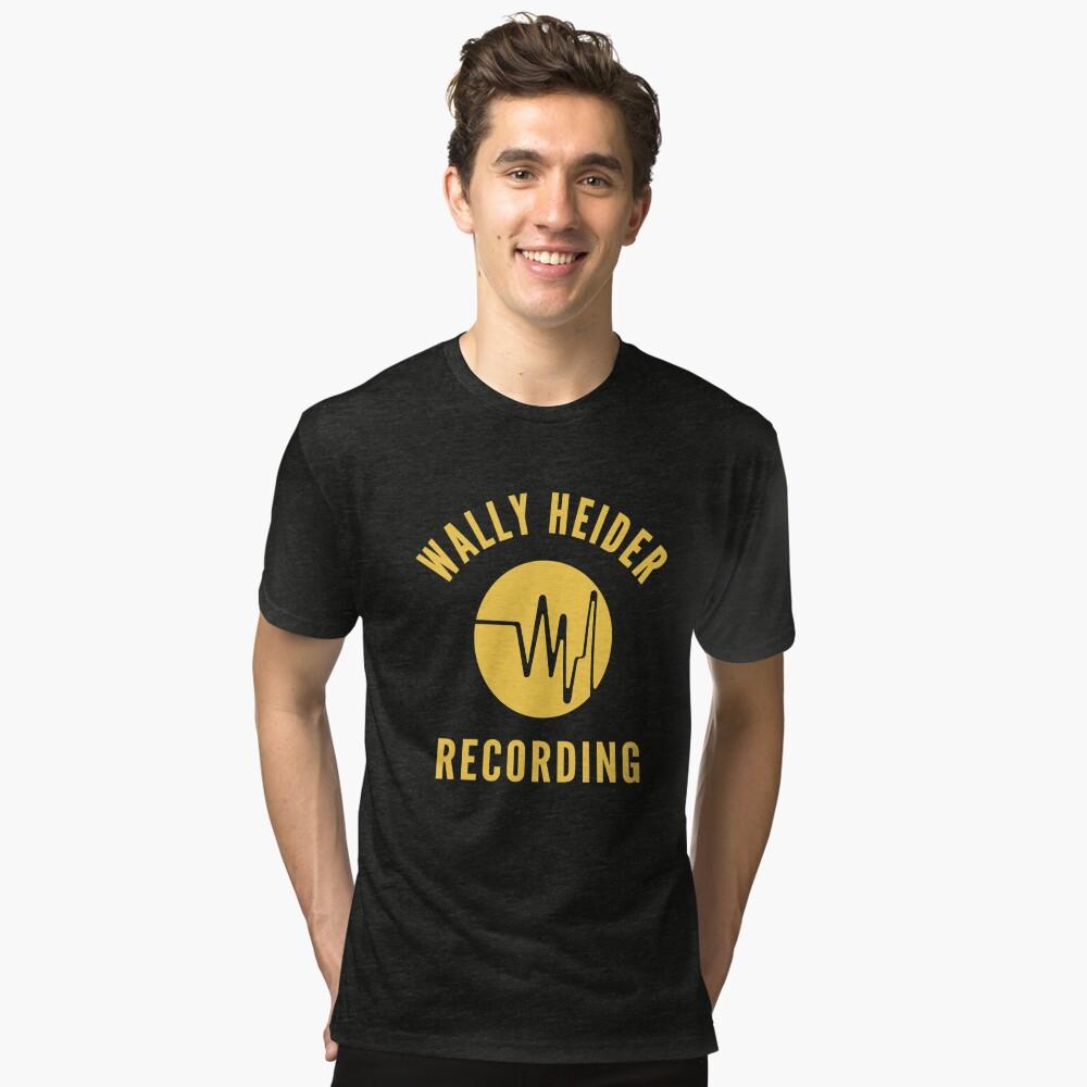 Wally Heider Recording Tri-blend T-Shirt