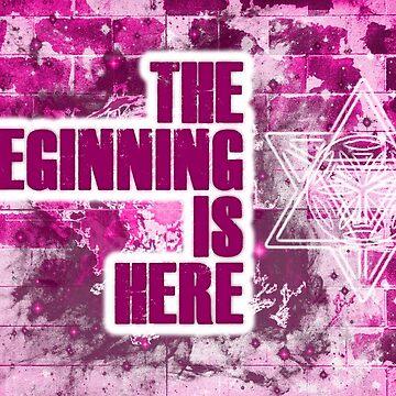 The Beginning is Here by AkashaV