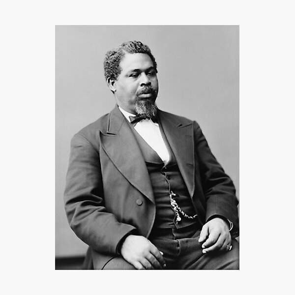 Robert Smalls - Politician and Soldier Photographic Print