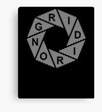 Gridiron Canvas Print