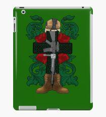 Battle Cross for Shirts iPad Case/Skin