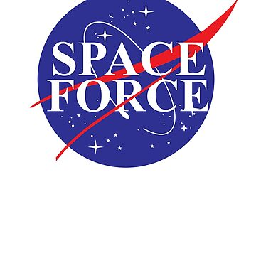 United States Space Force Shirt by dgavisuals