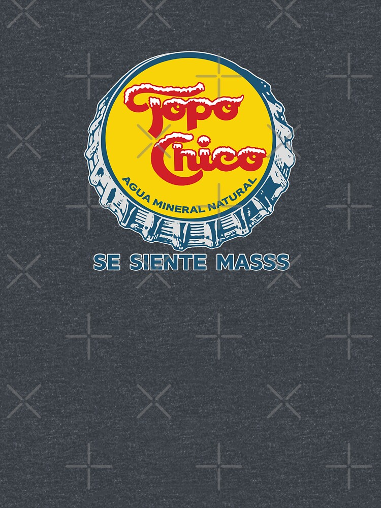 TOPO CHICO by marketSPLA