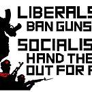 Socialist Gun Control by RnBSalamander