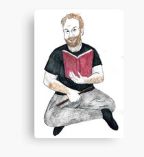 LPOTL host Henry Zebrowski Canvas Print
