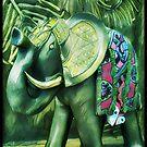 Jade Elephant by DesJardins