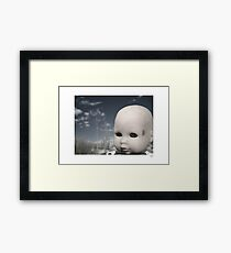 Time to leave... Framed Print