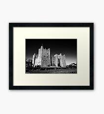 Castle Bolton Framed Print