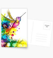 The Nectar Fairy Postcards
