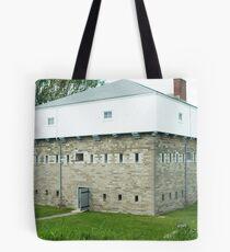 The Blockhouse, Fort Wellington, Prescott, Ontario Tote Bag