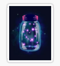 Fire Flies Sticker