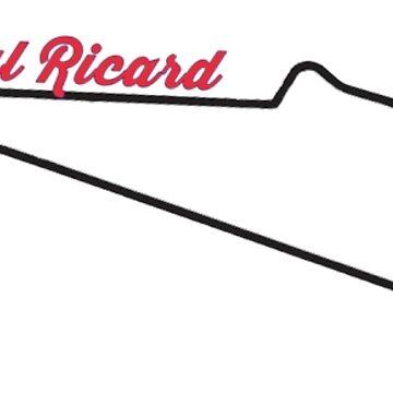 Circuit Paul Ricard by alissarmanc