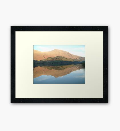 Thirlmere Framed Print