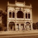 Coolgardie R.S.L hall by adbetron