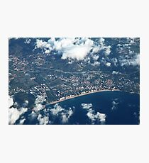 City from above Photographic Print