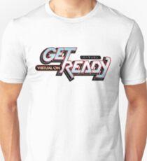 """Get Ready"" Unisex T-Shirt"