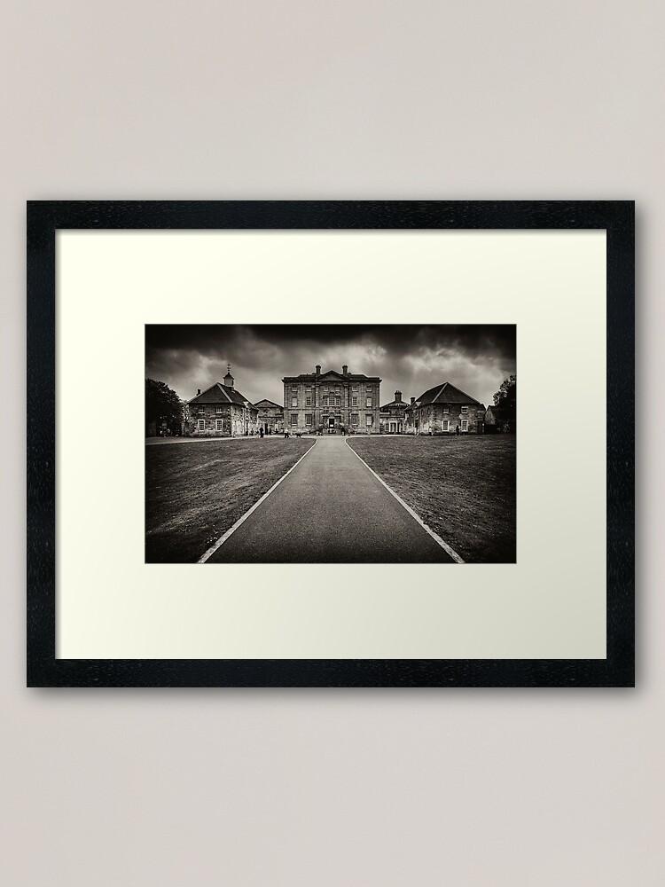 Alternate view of Cusworth Hall Doncaster Framed Art Print