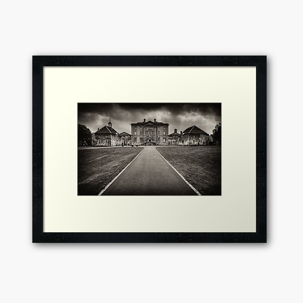 Cusworth Hall Doncaster Framed Art Print