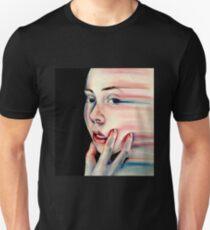 Stretch - Pastel Drawing Unisex T-Shirt
