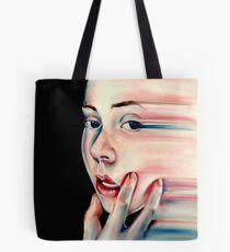 Stretch - Pastel Drawing Tote Bag