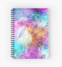 Primordial soup Spiral Notebook