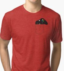 Pocket 360 Tri-blend T-Shirt