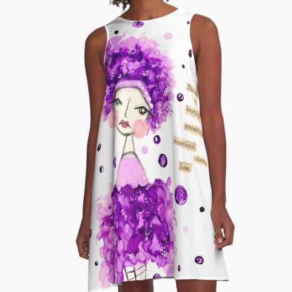 Cassie A-Line Dress