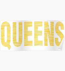 Queens New York Raised Me Queens Raised Me Poster