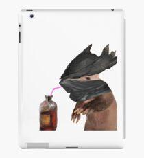 sippin boy bloodborne iPad Case/Skin